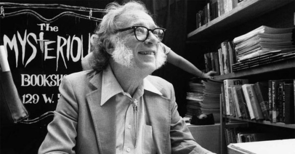 Así predijo Isaac Asimov que sería el mundo y la tecnología en 2019 hace 35 años