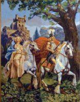 Leyenda de sir Lancelot
