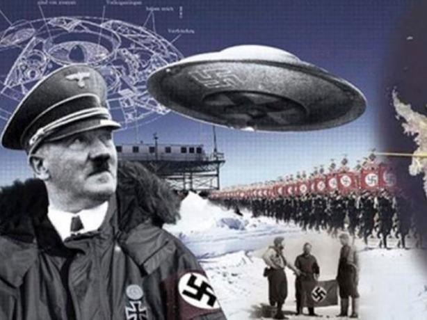 Los misterios de la Antártida y el secreto NAZI de Thule