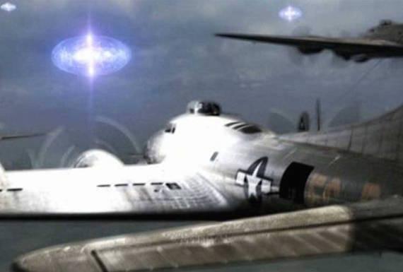 Algunos misterios del aire de la Segunda Guerra Mundial