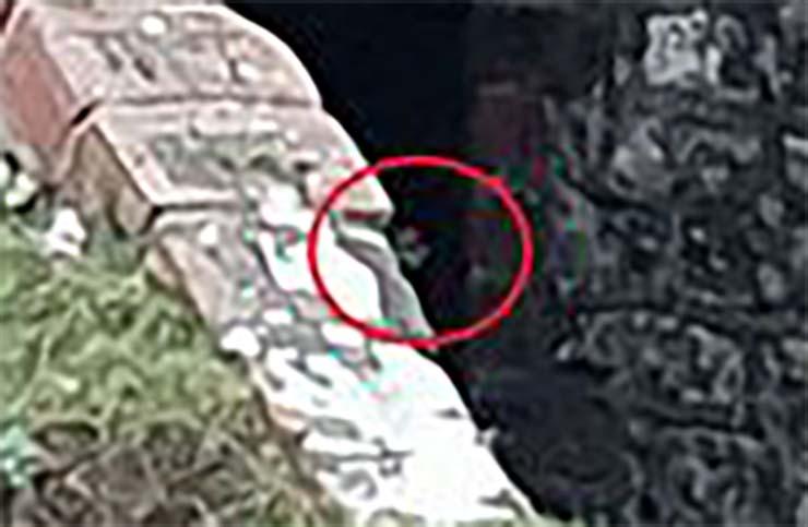 Captan supuestos fantasma de un piloto de la WWII en un antigua base de la RAF