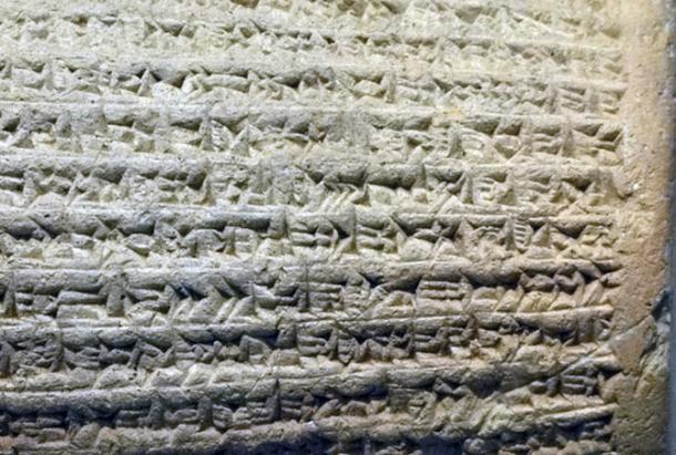 Cilindro de Ciro detalle