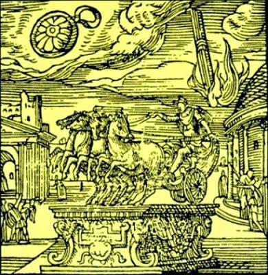 El OVNI de Drácula: descubrimiento en una pintura del siglo XV.