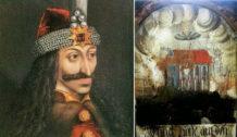el ovni de dracula descubrimiento en una pintura del siglo xv
