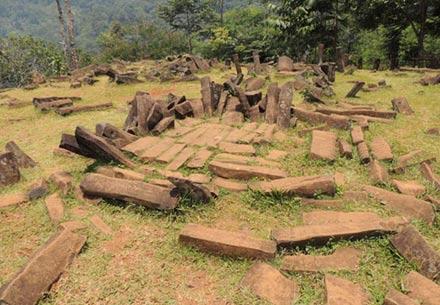 El sitio megalítico de Gunung Padang comienza a revelar sus secretos