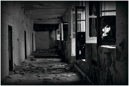 El Terrorífico Hospital del Tórax