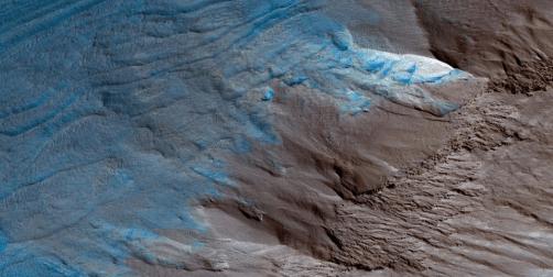 Han encontrado un Lago subterráneo en Marte? (Agua líquida)