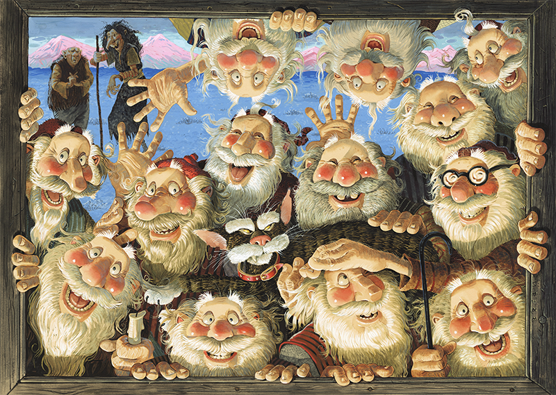 Leyendas y folklore sobre la Navidad