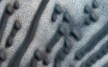 #Mensaje en codigo morse procedente de #Marte