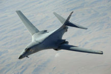 """No se parecía en nada a un avión"": ex piloto de B-1B Lancer narra un OVNI sobre Arizona"
