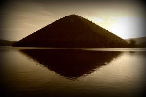 Pirámides en Italia