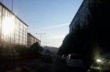Un funcionario de Justicia denuncia en el juzgado efectos del Chemtrails en Ferrol