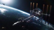 Una compañía rusa construirá un puerto espacial orbital