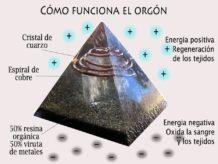 Vídeo demostración de la reducción de radiaciones electromagneticas mediante ORGONITA