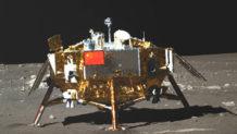 china contradice a la nasa asegura que no hay agua en la luna