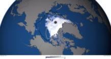 cientificos descubren en el artico la causa que podria desencadenar la extincion de la vida en la tierra