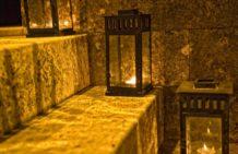 el antiguo misterio de las lamparas siempre ardientes