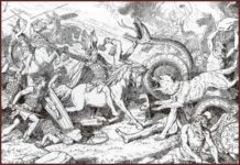 el apocalipsis segun la mitologia nordica ragnarok