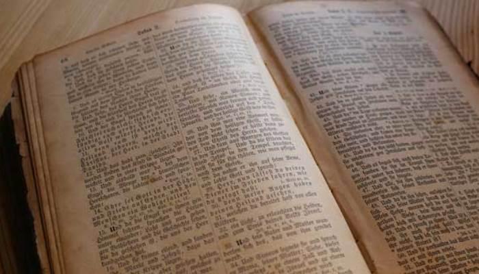 El código secreto de profecías bíblicas?