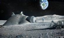 en 40 anos habra un asentamiento humano en la luna