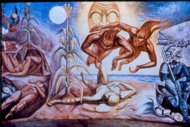 Hunab Ku, ¿el Dios de los Mayas?