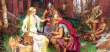 idun la leyenda de la guardiana de las manzanas de la eterna juventud