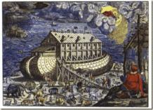 La cronica se repite el segundo arca de Noe de la especie humana
