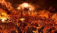 la temperatura del infierno la conoces