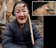 los descendientes de una antigua raza en la tierra