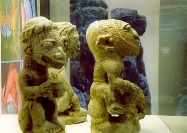 Los desconocidos Orígenes de las misteriosas figuras Nomoli