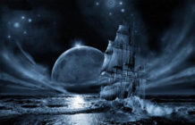 los fantasmas del mar
