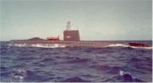 los submarinos espia de eeuu
