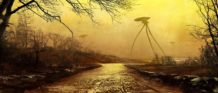 robots alienigenas se han encargado de destruir otras civilizaciones extraterrestres