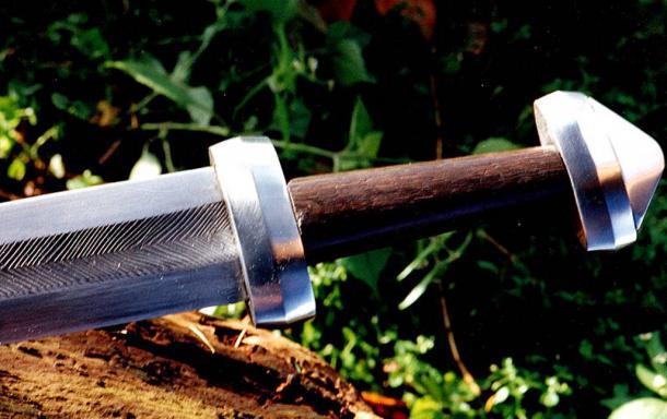 Un paso más hacia el misterioso origen de la Espada Vikinga Ulfberht