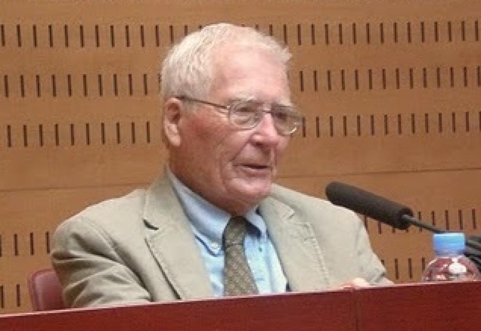 James Lovelock.