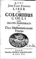 este platillo volante en la portada de un libro del siglo 18 demuestra que los extraterrestres visitaron la tierra hace 300 anos