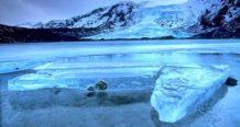 islandia se esta elevando por los efectos del cambio climatico
