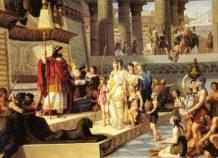 La legendaria Reina de Saba y su encuentro con el soberano Salomón