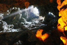los hallazgos de la cueva de la mana