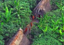 Los macuxies del amazonas recorrian 15 dias bajo tierra incluso el otro planeta