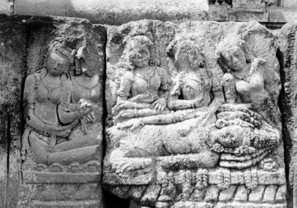 Los Misteriosos Unakoti bajorrelieves y la maldición de un Dios