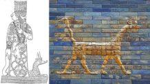 marduk el dios rey reptiliano y la violenta guerra celestial anunnaki