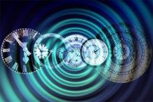 Imagen referencial de viajes en el tiempo