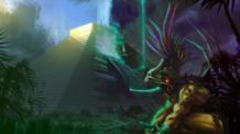 xelhua el gigante que construyo teotihuacan y la piramide mas grande