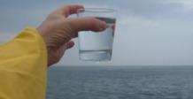agua de mar para beber