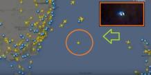 alerta ufo en nueva zelanda por objeto extrano detectado en el radar volando a gran velocidad