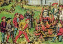 Brujería e Inquisición en Alemania: la escalofriante confesión de Walpurga Hausmännin