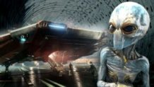 """El ex ingeniero de la USAF revela: """"Hay bases secretas con extraterrestres vivos y muertos, al igual que demasiados aviones alienigenas"""""""