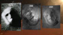 el profesor de fisica de la universidad revela queface on mars claramente tiene la boca llena de dientes