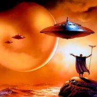 es la biblia un relato de la presencia de extraterrestres en la tierra